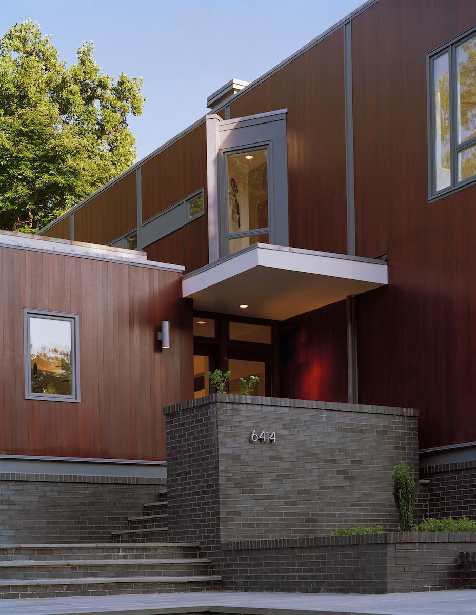 Modern Entry - Detailed