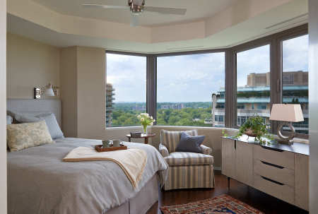 Penthouse Guest Bedroom